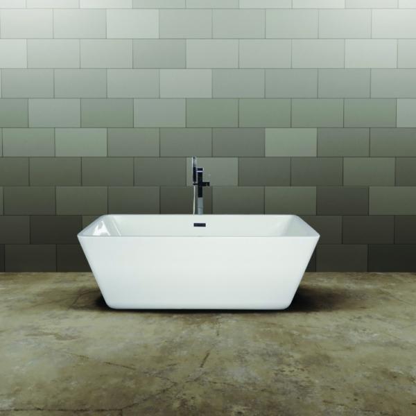 Free-Standing Baths