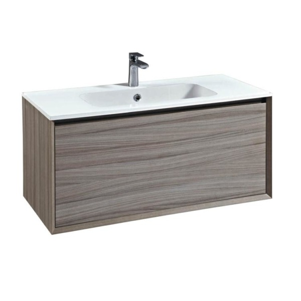 Enzo 1000 Wall Mounted Unit & Solid Surface Basin